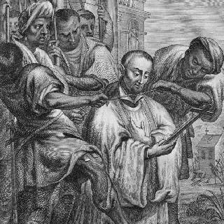 예수회의 신부 곤살로 다 실베이라에 의해 모노모타파에서 교살당한 순교자, 1561년
