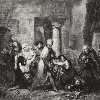 유대인 구역의 화재