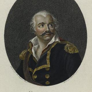 장 프랑수아 카르토 (1751-1813), 분대의 장군, 1793년