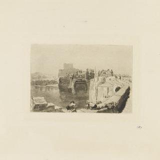 물가의 요새 도시