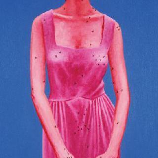 분홍빛 원피스