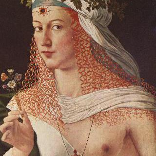 애첩 (루크레치아 보르자의 초상)