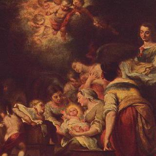 마리아의 탄생