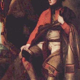 가이 존슨 대령 또는 서 윌리엄 존슨의 초상