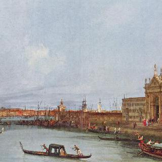 베네치아의 산타 마리아 델라 살루테 교회