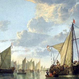 도르드레흐트의 항구