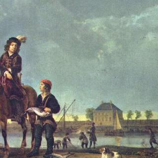 피터르 데 로베러의 초상