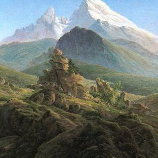 바츠만 산