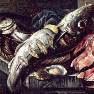물고기가 있는 정물