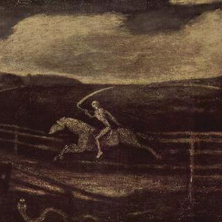 경마장, 또는 창백한 말을 탄 죽음의 신