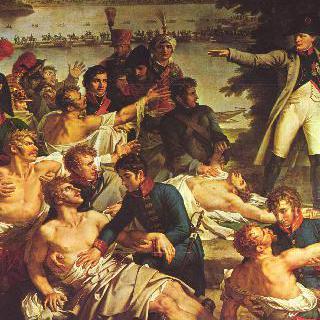 로바우 섬에 귀환한 나폴레옹, 1809년 5월 23일