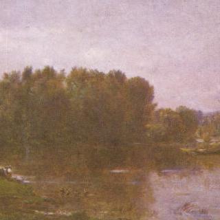 우아즈 강변