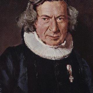 A. G. 루델바흐 박사의 초상