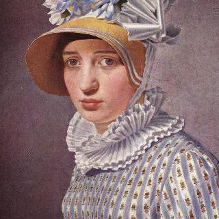 안나 마리아 마냐니의 초상