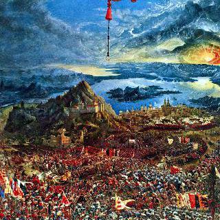 알렉산드로스 대왕의 전투