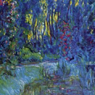 지베르니의 연못 정원