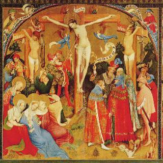 그리스도의 수난 제단화 (빌둥겐 제단화), 전체 모습