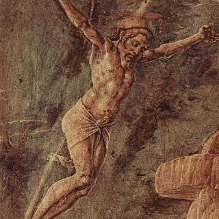 십자가에 못 박힌 그리스도