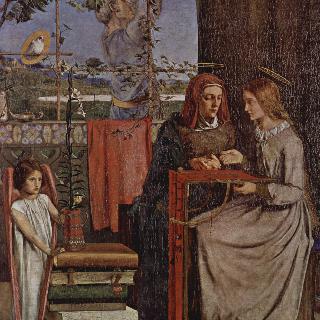 젊은 마리아의 교육 (동정녀 마리아의 처녀 시절)