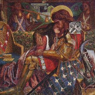 성 게오르기우스와 사브라 공주의 결혼식