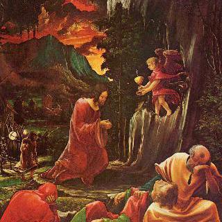 감람산의 그리스도