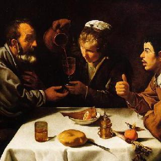 식사하는 농부들 (점심)