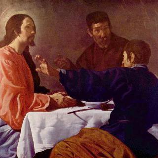 엠마오에 있는 그리스도