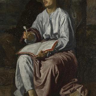 밧모 섬의 복음서 저자 성 요한