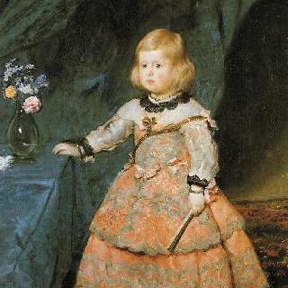 마르가리타 테레사 공주의 초상