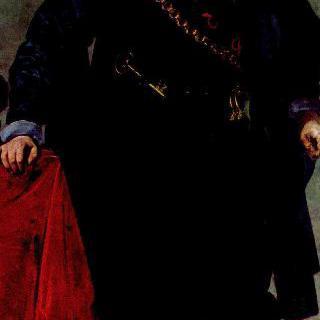 가스파르 데 구스만, 올리바레스 공작의 초상