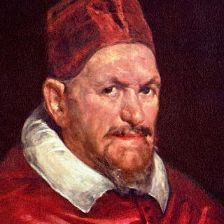 교황 인노첸시오 10세의 초상