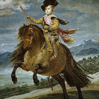 발타사르 카를로스 왕자의 기마상