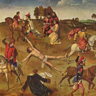 성 히폴리투스의 순교