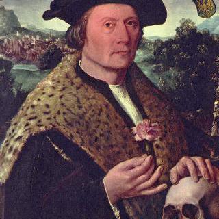 폼페이우스 오코 (1483-1537)의 초상