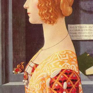 조반나 토르나부오니의 초상