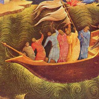 난파 당한 사람들을 구하는 성 니콜라우스