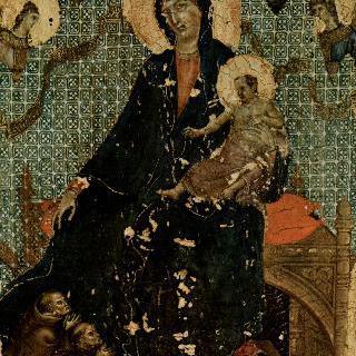 프란체스코회 수도사들의 성모