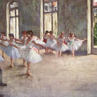 발레 연습