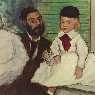레피크 백작과 그의 딸들의 초상