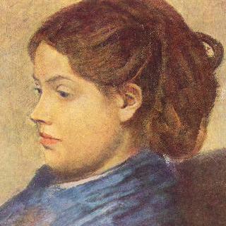 마드무아젤 도비니의 초상