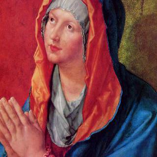 기도하는 마리아