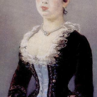 미셸-레비 부인의 초상
