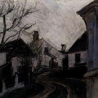 클로스터노이부르크, 벌거벗은 나무들과 집들