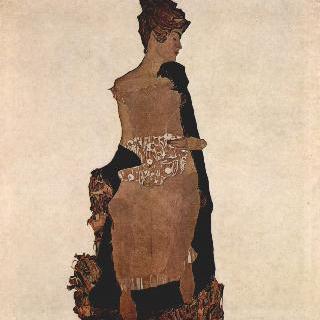 게르트루데 실레의 초상