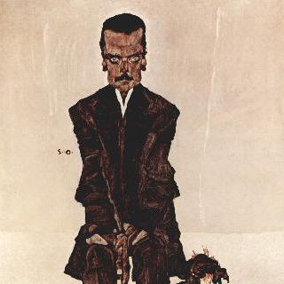 에두아르트 코스마크의 초상