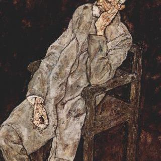 요한 하름스의 초상