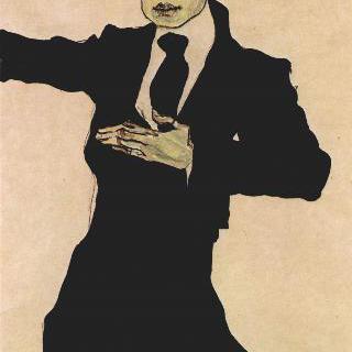 막스 오펜하이머의 초상
