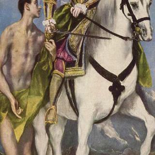 성 마르틴과 거지