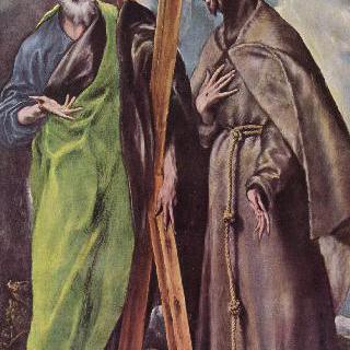 성 안드레아와 프란체스코