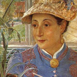 자네트 루벤손의 초상
